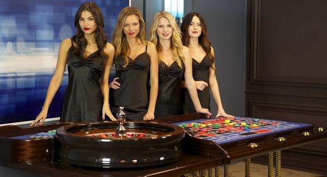 как работает казино с живым дилером